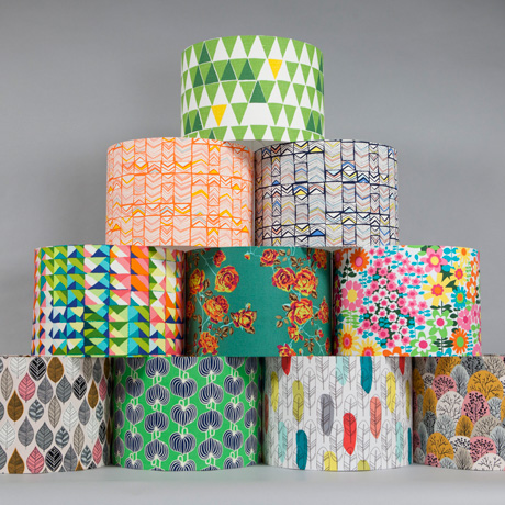 lampshades by humblesticks from the stuff of life