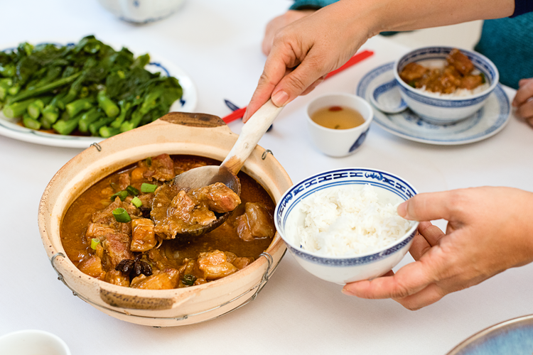 Chinese new year recipe braised belly pork the simple things though i live in london i still mark the day by cooking a chinese inspired meal for family and friends bringing together loved ones to feast and talk is forumfinder Choice Image