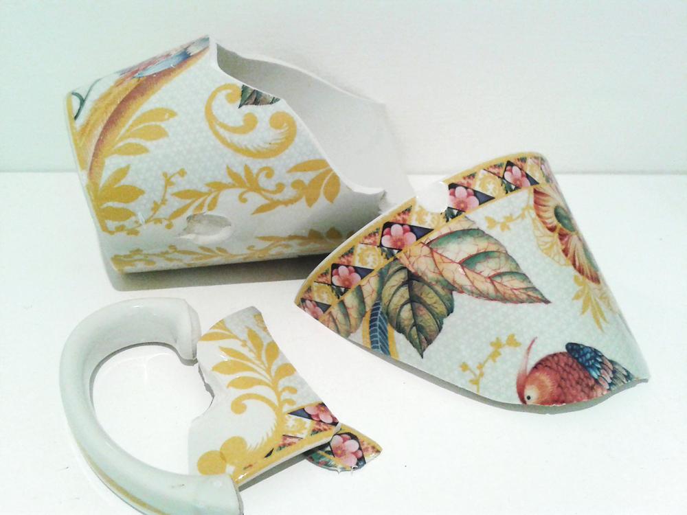 My Spode Mug by Vera Fletcher