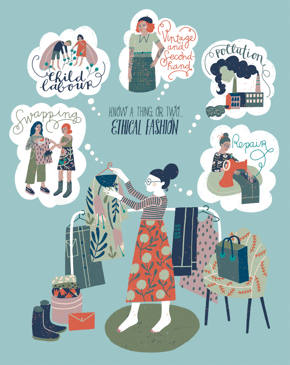 Illustration: CLAIRE VAN HEUKELOM