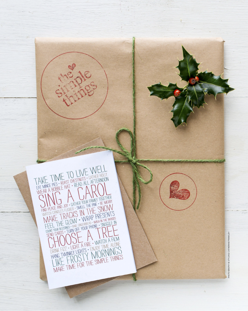 Christmas gift subscription offer | The Simple Things