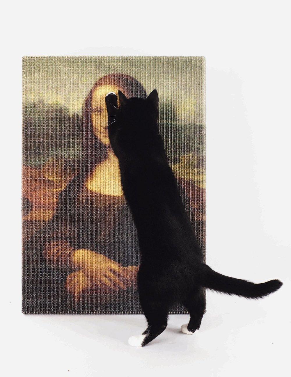 Copycat Art Scratcher by    Erik Stehmann