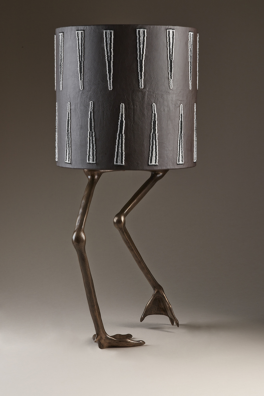 Swanson lamp from Temple & Ivy
