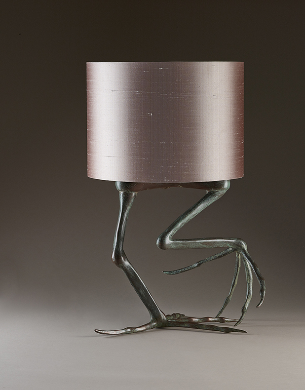 Jaca lamp from Temple & Ivy