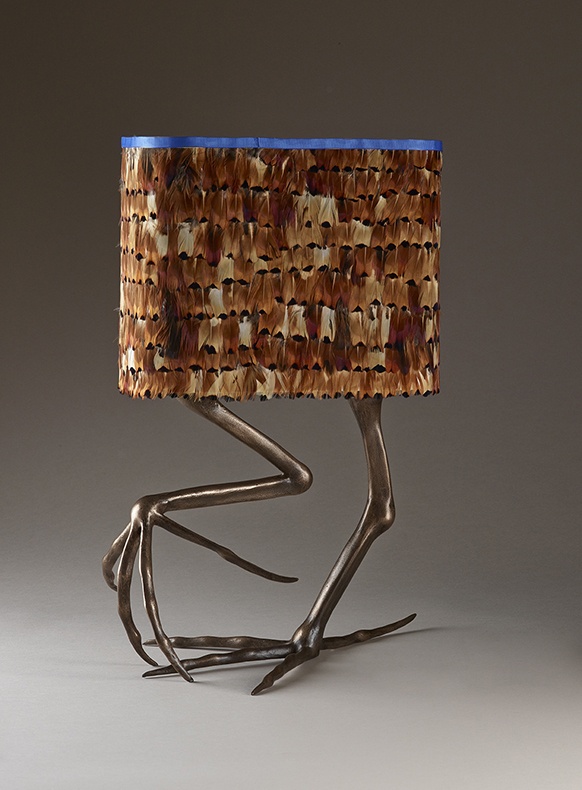 Kambu lamp from Temple & Ivy