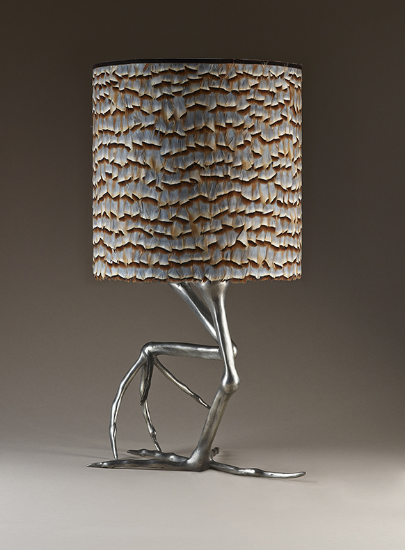 Shalla lamp from Temple & Ivy