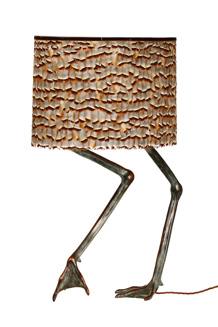 Flara lamp from Temple & Ivy