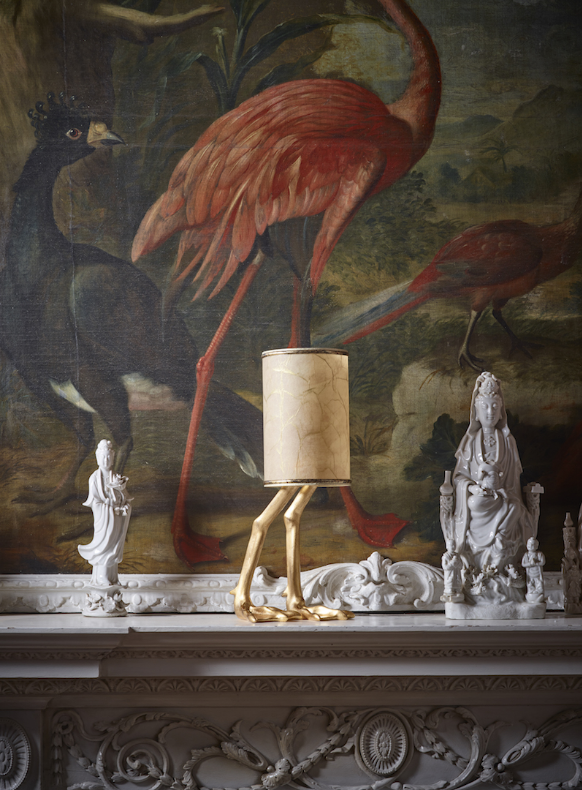 Indiana Lamp