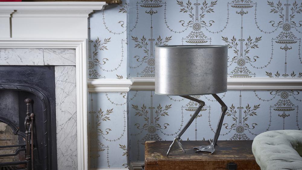 Andara Lamp (silver)