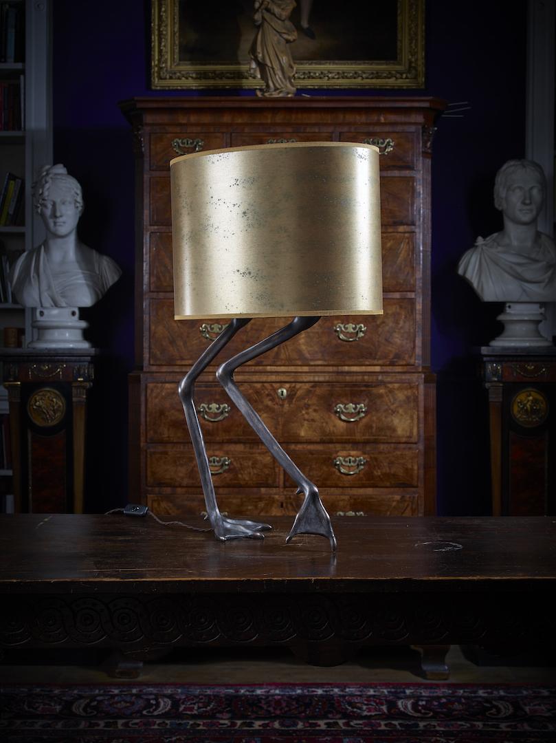 Andara Lamp (gold)