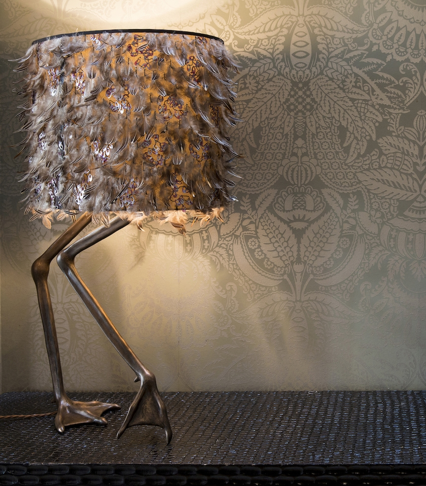 Chic Lamp from Temple & Ivy