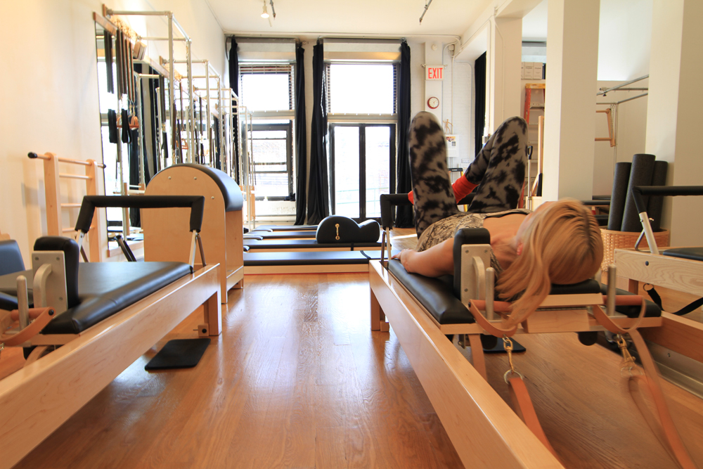 Pilates in Williamsburg NYC