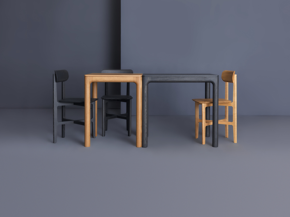 M11 tables with 1.3 chairs