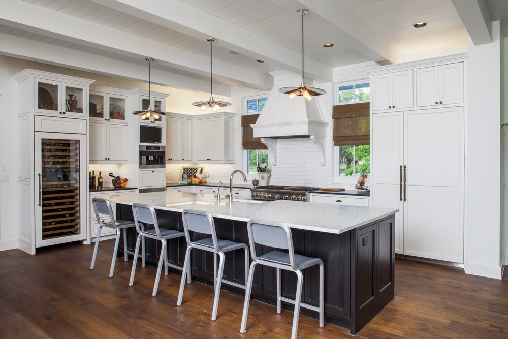 Architecture Home Elegant Farmhouse kitchen