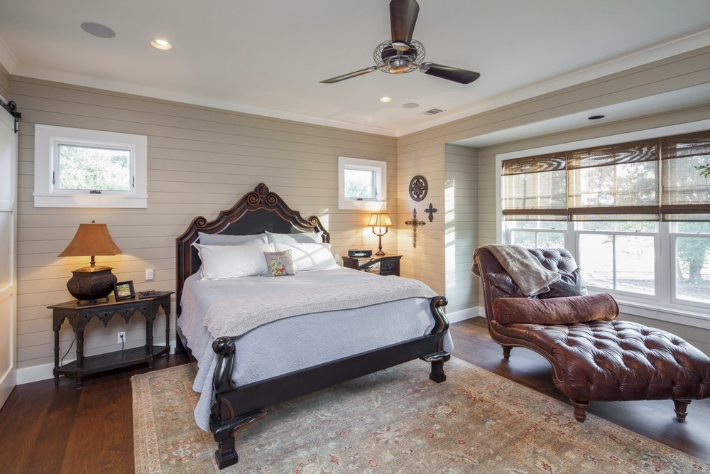 Architecture Home Elegant Farmhouse bedroom