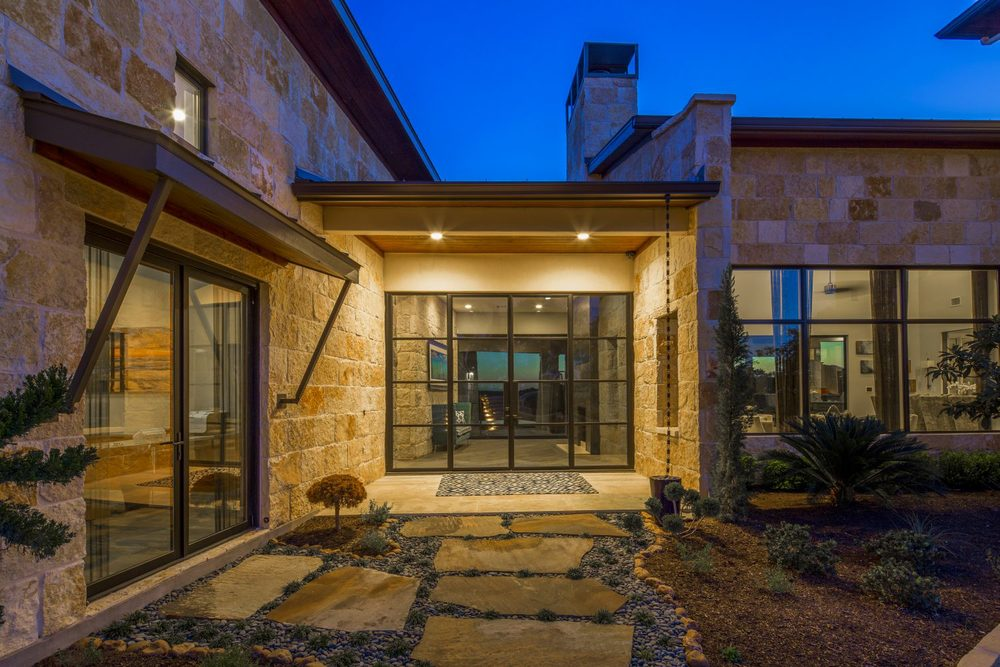Architecture Home Musket Contemporary exterior