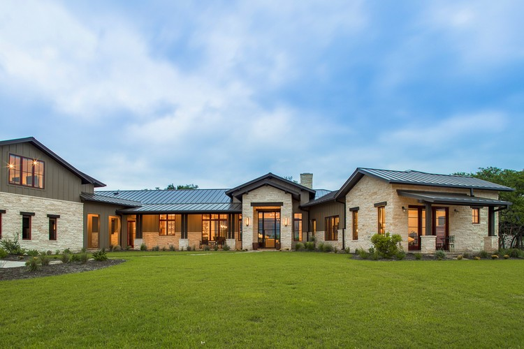 Enchanting austin hill country home designs gallery for Austin home plans