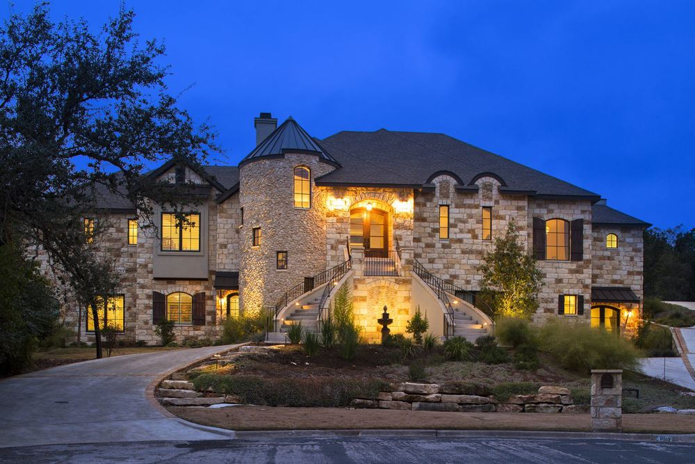 Architecture Home French contemporary exterior