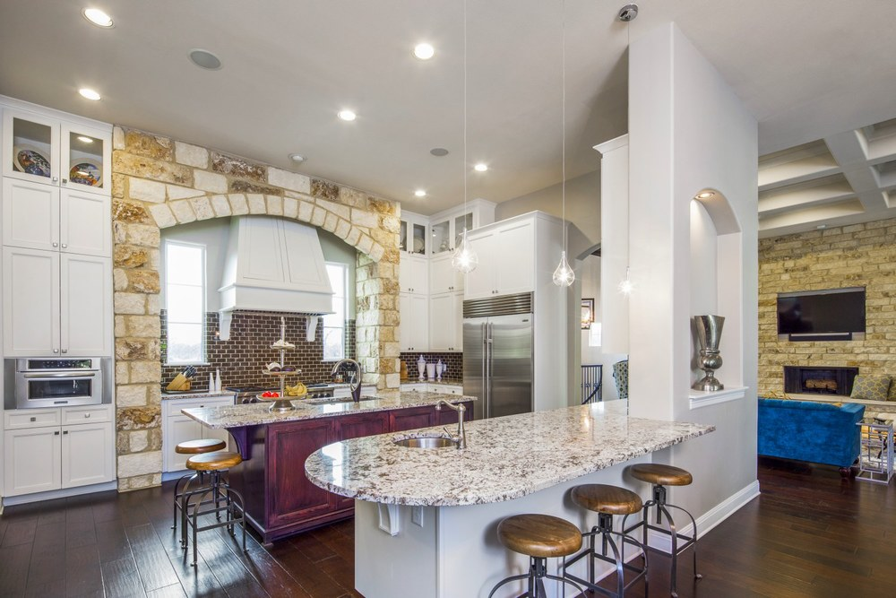 Architecture Home French contemporary kitchen