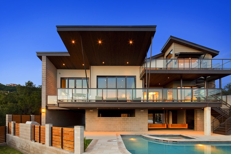 Modern Industrial — Vanguard Studio, Inc. Austin, Texas Architect