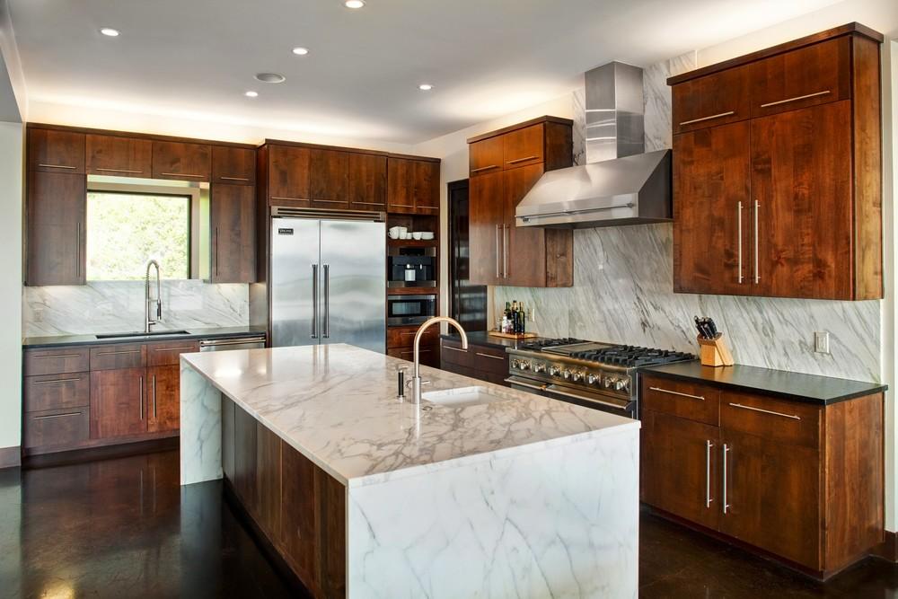 Architecture Home Modern Industrial kitchen