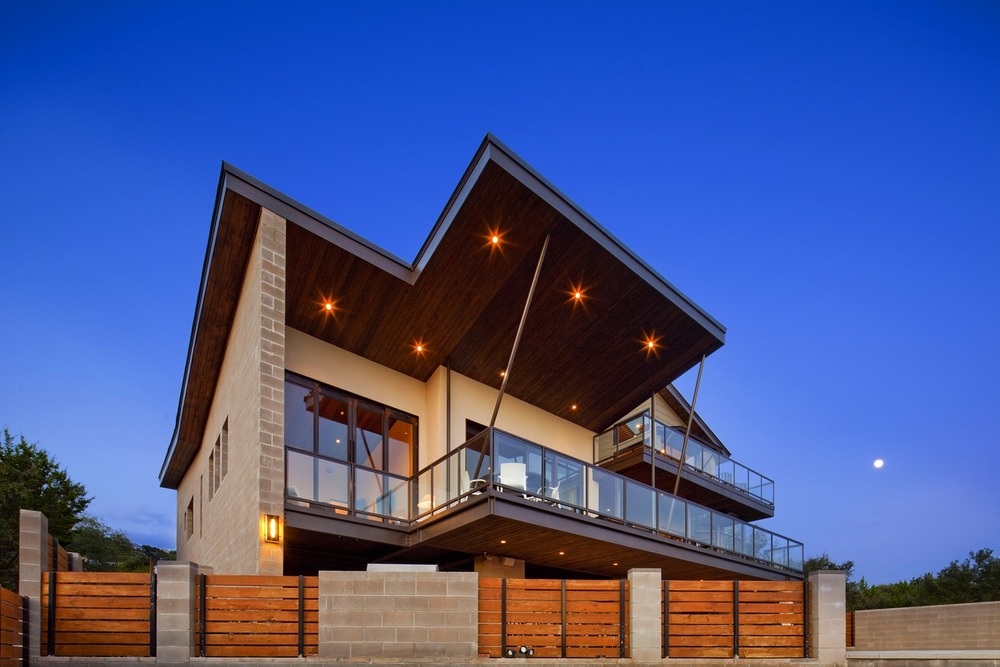 Architecture Home Modern Industrial exterior