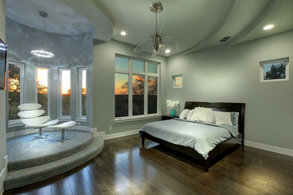 Architecture Home Contemporary modern bedroom