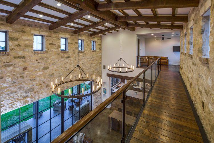 Architecture Home Contemporary Italian Farmhouse Living