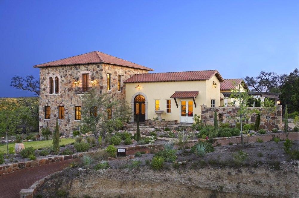 Architecture Home Umbrian Villa exterior