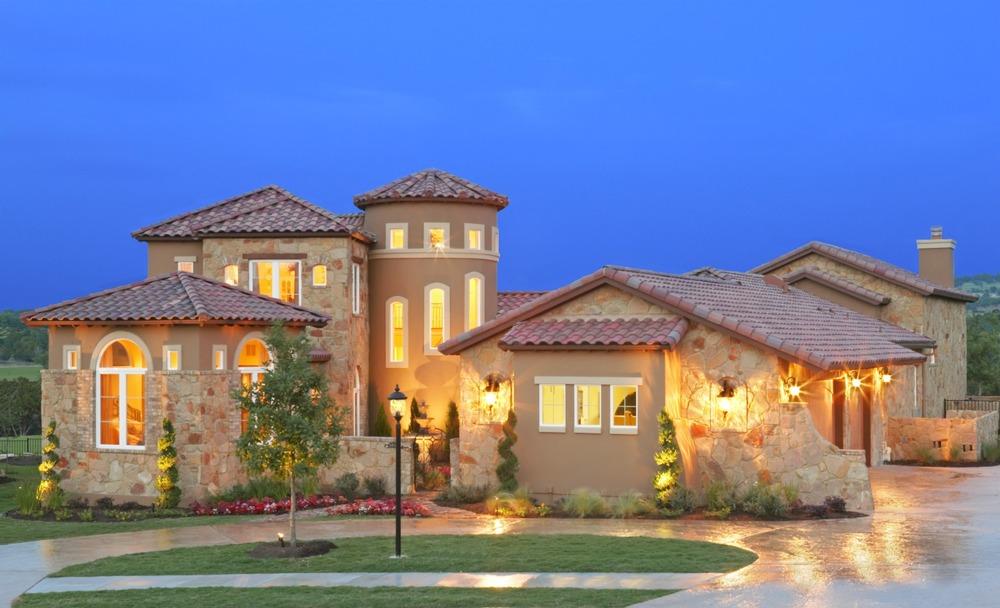 Architecture Home Shore Oaks exterior