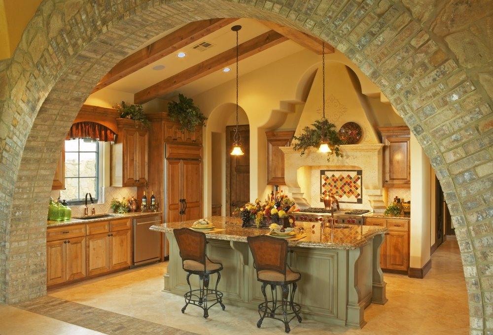 Architecture Home Shore Oaks kitchen