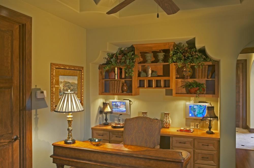 Architecture Home Shore Oaks study