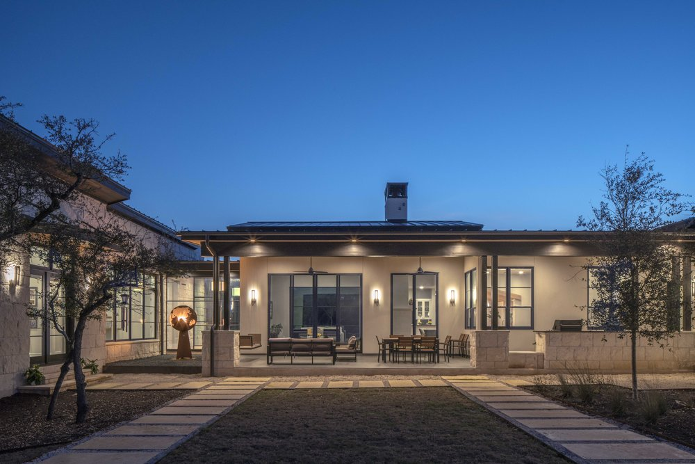 Bon Location: Austin, TX Builder: Sendero Homes, Austin, TX