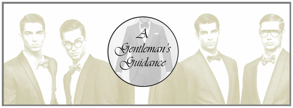 BRAND SPOTLIGHT BY A GENTLEMAN'S GUIDANCE