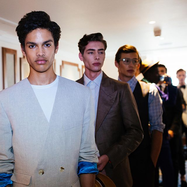 #Tbt looking back to our inspirational #SS17 Mediterranean Flair collection . . . #gandhum #ss17 #menswear #menstyle #mensfashion #tailoring #suiting #lfwm #londonstyle #classic #contemporary #tb #photooftheday #instagood #love #esquire #love #gq #therake #lcm #nyfwm #mfw #pfw #claridges