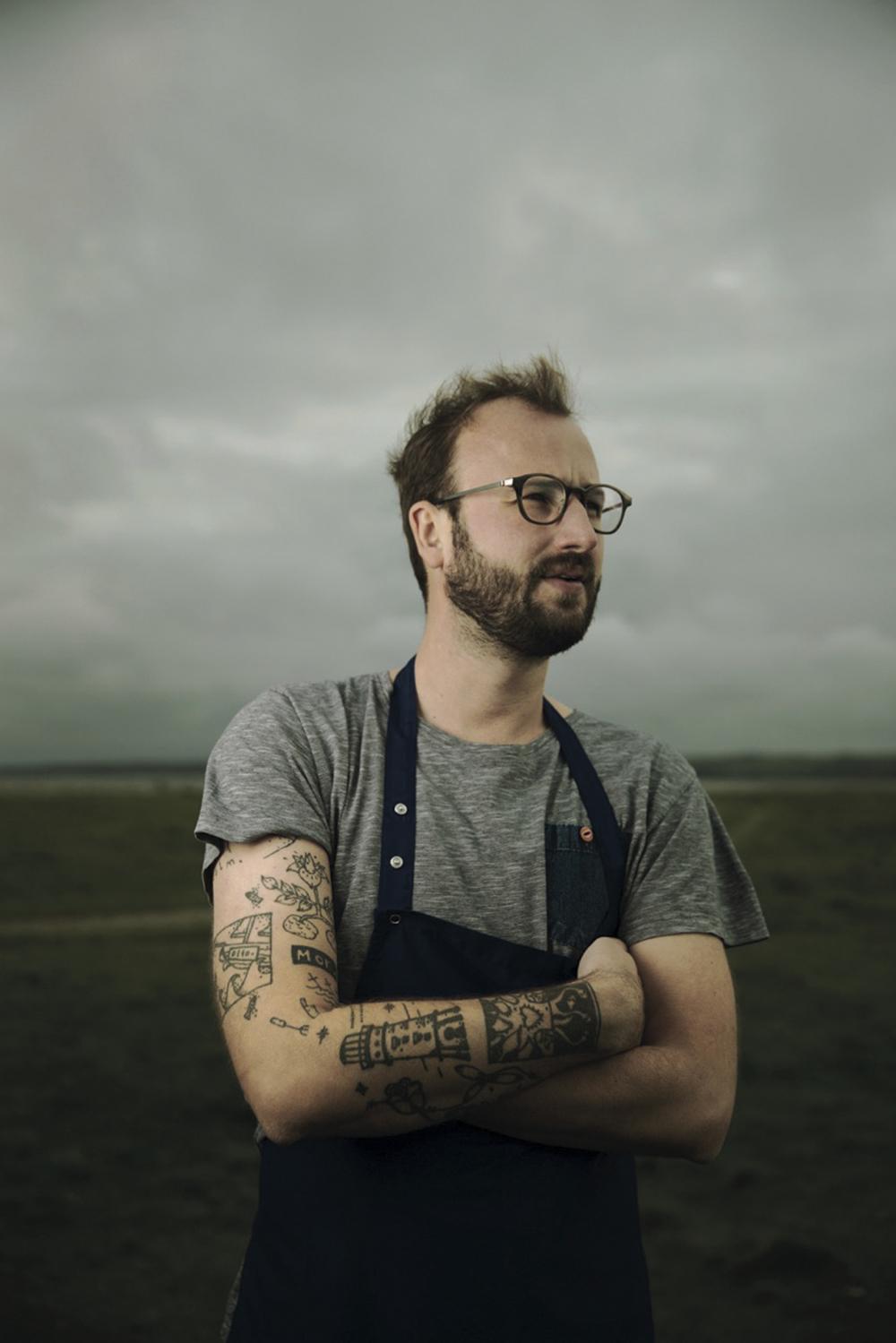 Jesper Tøt Stjernholm Krabbe.  Foto: Mads Krabbe