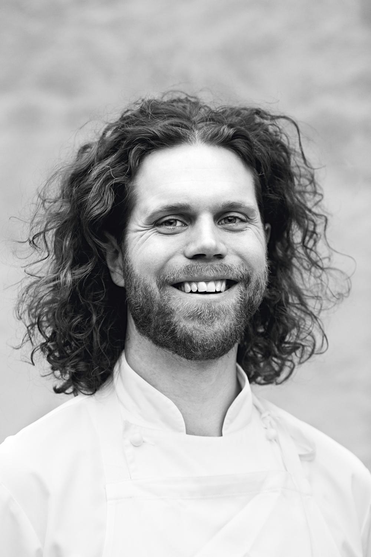 Stefan Walltin (35).  Kommer fra Uppsala i Sverige og a  rbeider som kjøkkensjef på Brasserie Hansken i Oslo.