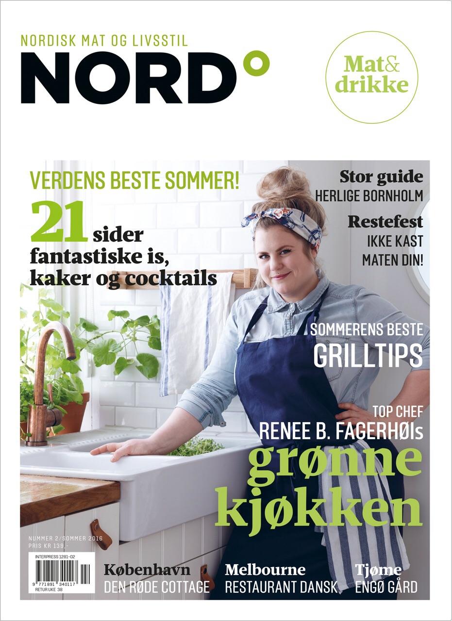 Møt Norges første TOP CHEF, Reneé Fagerhøi!
