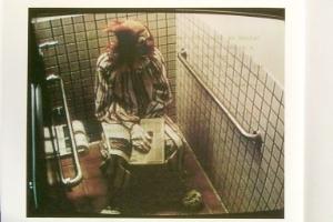 Bruce Nauman's Clown Torture , 1987