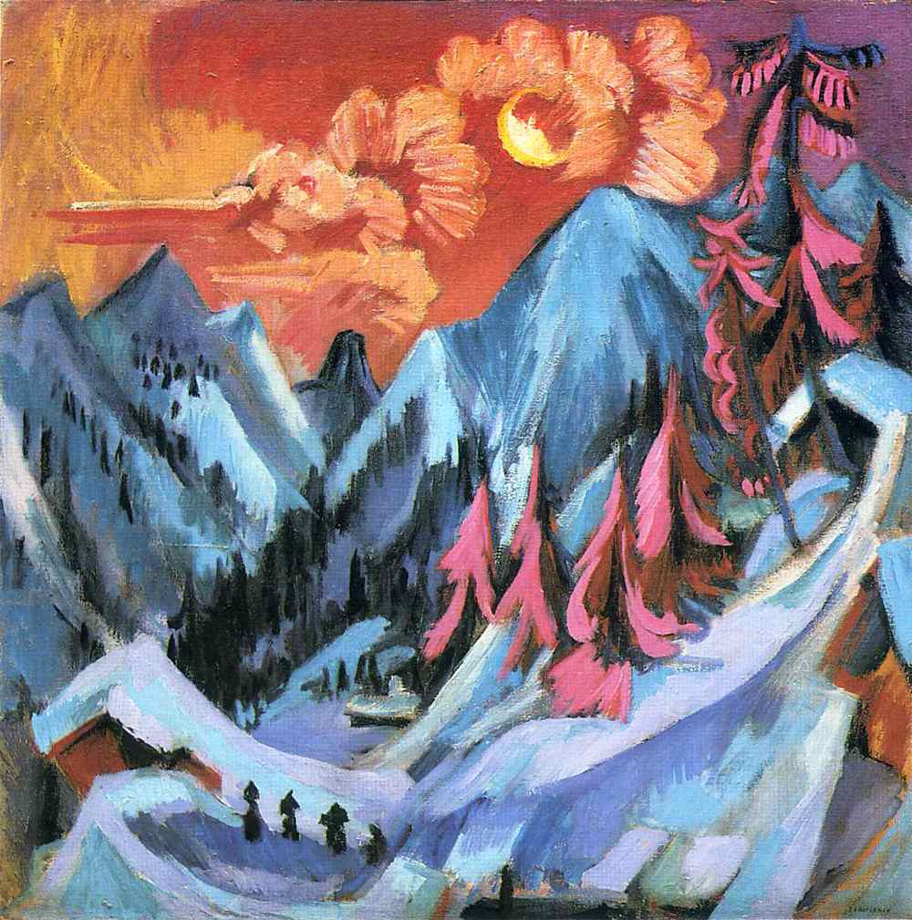 Kirchner winter-landscape-in-moonlight-1919.jpg