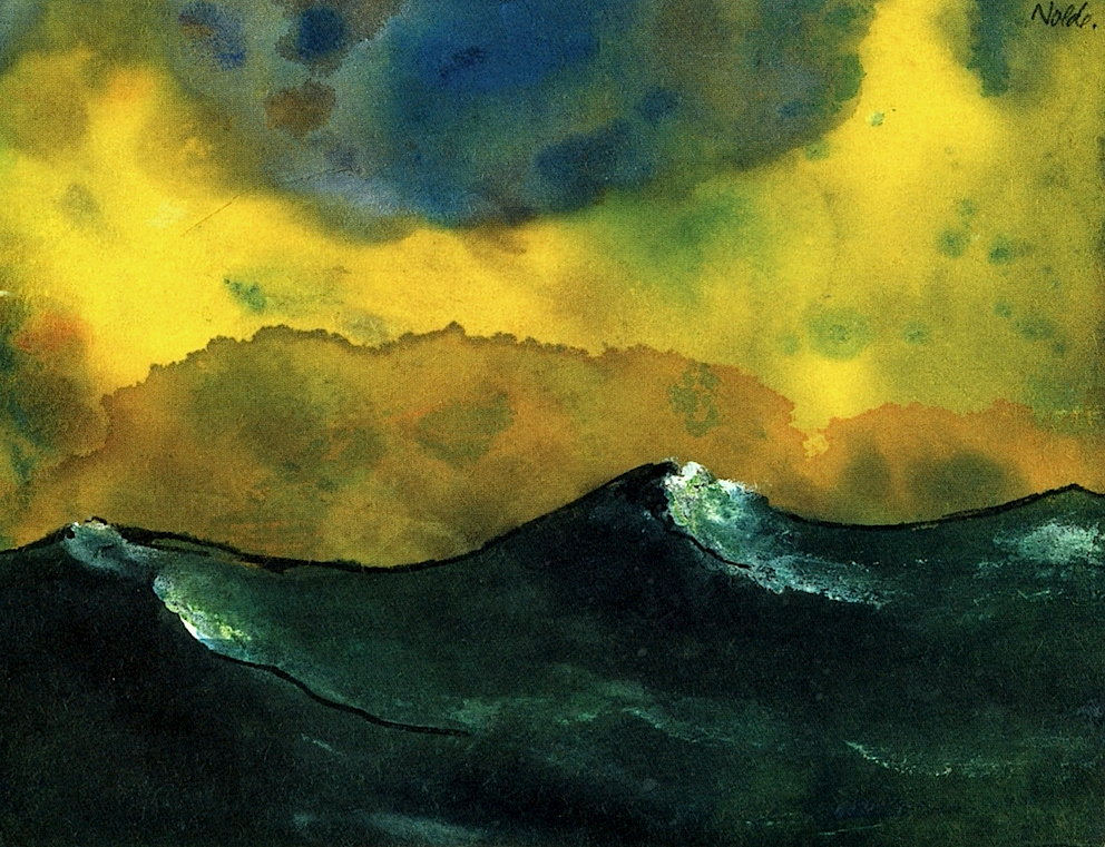 emil nolde green sea 1938-1945.jpg