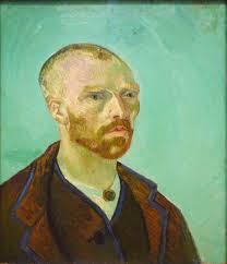 Self-Portrait (Dedicated to Paul Gauguin)