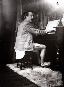 Paul Gauguin, c 1895