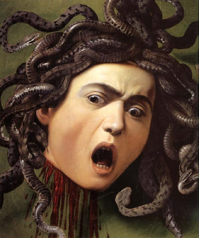 Head of Medusa , 1596
