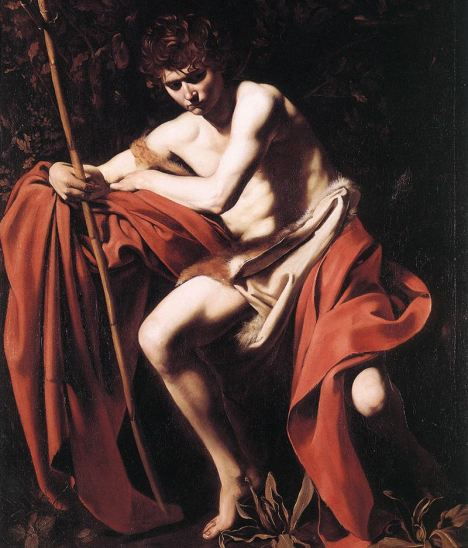 St. John the Baptist in the Wilderness