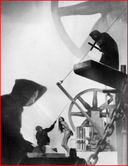 William Mortensen, from  A Pictorial Compendium of Witchcraft , 1927