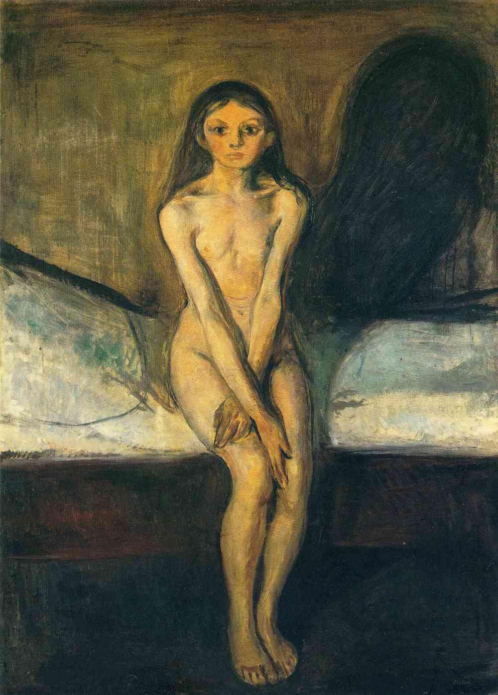Puberty , 1894