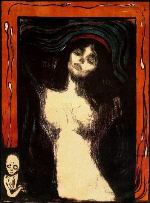 Madonna , 1895