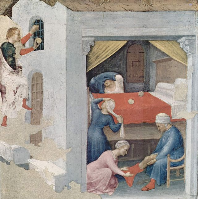 4 The Dowry for the Three Virgins by Gentile_da_Fabriano c 1425.jpg