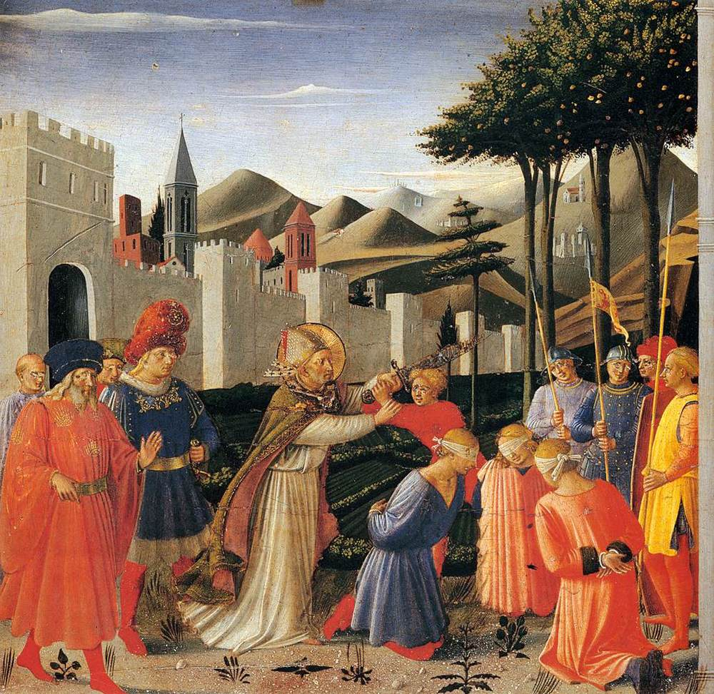15 St Nicholas saving three innocent Knights from Beheading 3.jpg